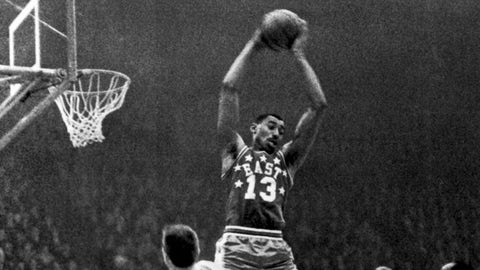 Wilt Chamberlain: 13-time All-Star
