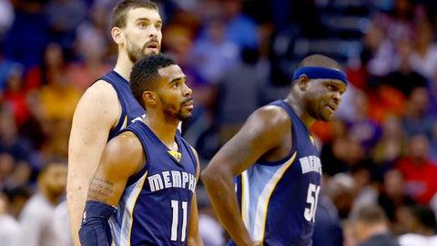 Mike Conley, PG, Memphis Grizzlies