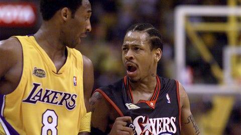 Allen Iverson -- 2000-01 MVP