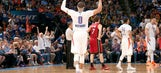 Westbrook, Mr. Triple-Double, gets another as Thunder beat Heat