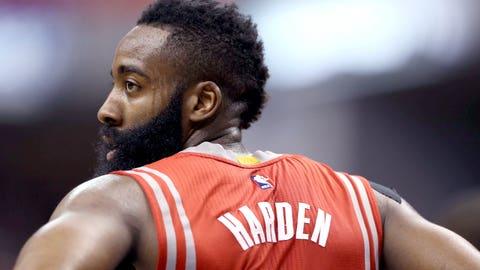 4. Houston Rockets