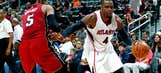 Hawks down Heat, clinch top seed in Eastern Conference