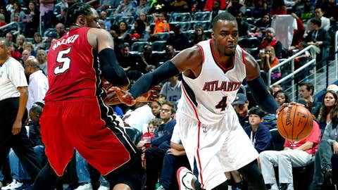 Atlanta Hawks - Paul Millsap, $18,671,659