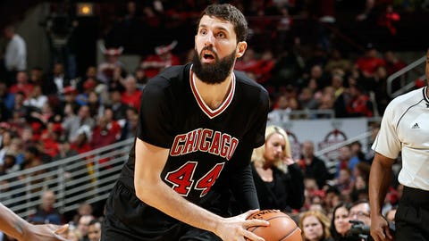 Nikola Mirotic, PF, Chicago Bulls