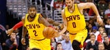 Kevin Love to sit out; Kyrie Irving, Dwyane Wade to play