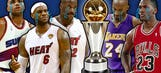 Top 6 NBA MVP snubs of all time