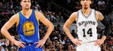 San Antonio might know how to stop Golden State
