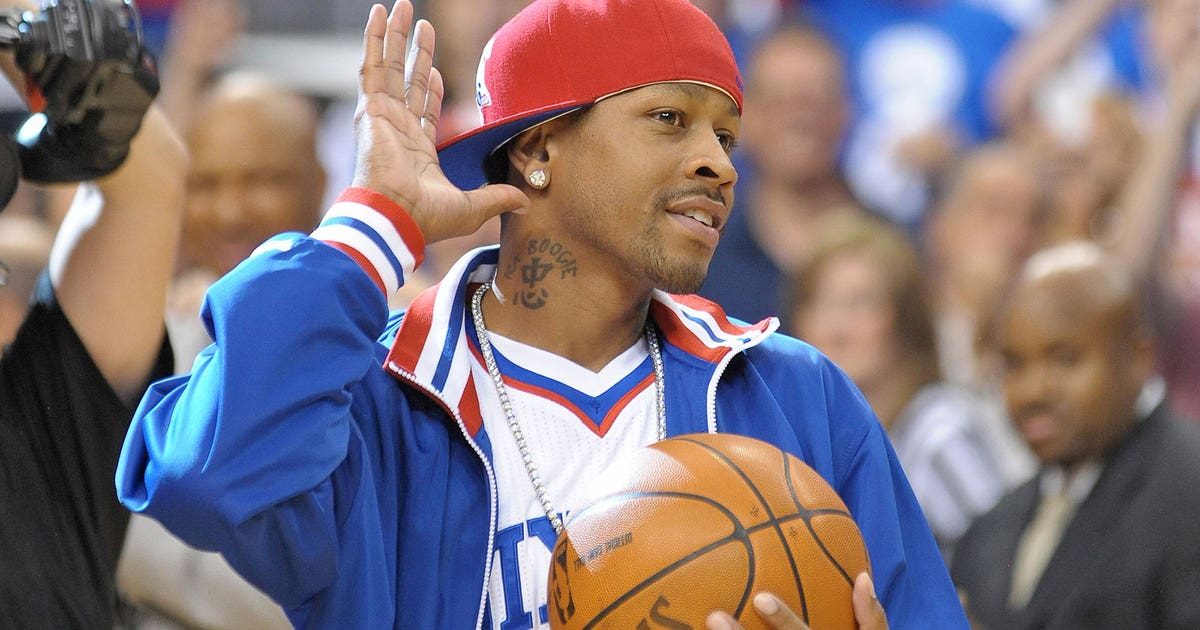 1fec92447bd4 Clippers  Barnes  Allen Iverson routinely spent  30-40K at strip clubs