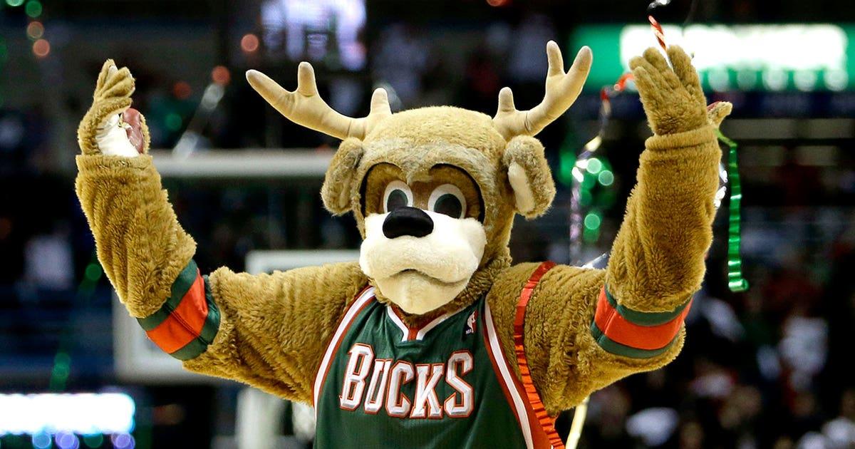Bucks Dispatch Mascot Bango To Track Down Lion On The