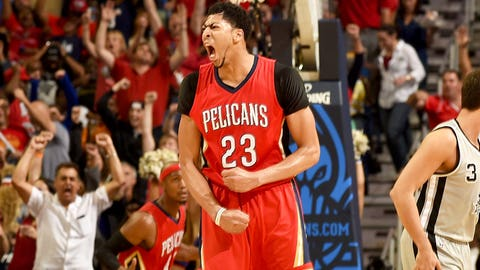 15. New Orleans Pelicans