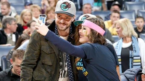 Memphis Grizzlies: Justin Timberlake