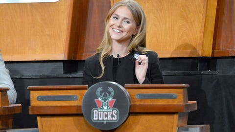 Milwaukee Bucks: Mallory Edens