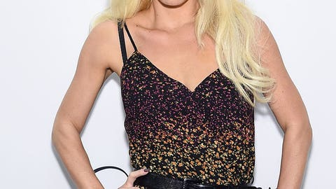 Dallas Mavericks: Jessica Simpson
