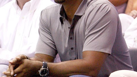Orlando Magic: Tiger Woods