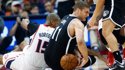 Brook Lopez, C, Brooklyn Nets