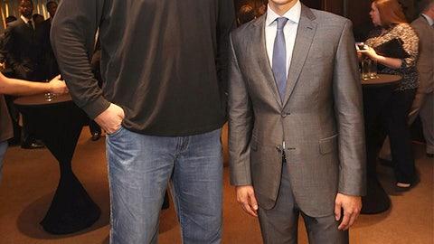 Yao Ming vs. Jeremy Lin