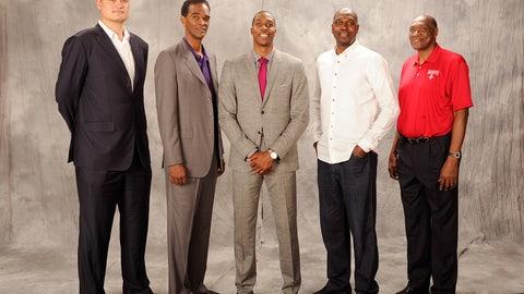 Yao Ming vs. Ralph Sampson, Dwight Howard, Hakeem Olajuwon and Elvin Hayes
