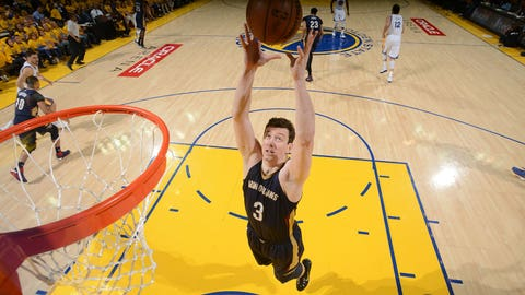 Omer Asik, New Orleans Pelicans