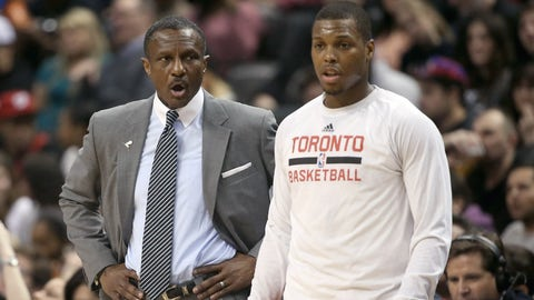 Toronto Raptors: An improved defense before Dwane Casey explodes