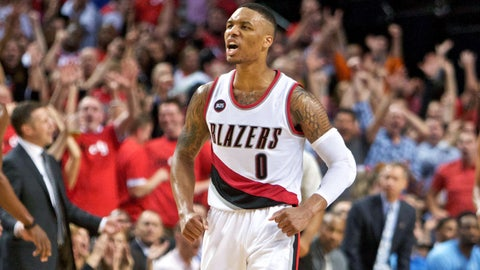 Portland Trail Blazers payroll: $40 million
