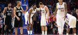 Jordan's late goaltending, fourth-quarter mistakes doom Clippers in Game 5 loss (VIDEO)