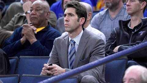 Bob Myers, GM, Golden State Warriors