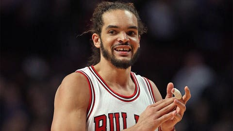 Tyson Chandler to the Bulls for Joakim Noah