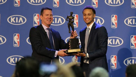 2014-15, Stephen Curry