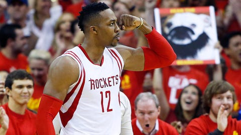 Dwight Howard, C, Houston Rockets