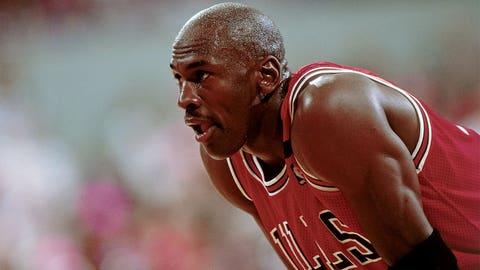 6) Jordan closes out Heat