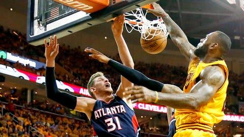 Game 3: Cavaliers 114, Hawks 111 OT