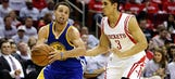 Follow it live: Warriors seek to close out sweep of Rockets