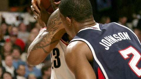 2008-09 East semifinals: Cavaliers 4, Hawks 0