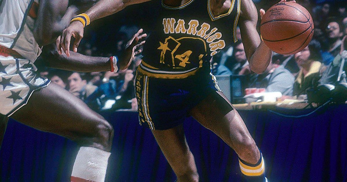 Golden State took strange road to 1975 NBA championship  5f3d6cd70