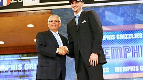 2008 No. 5 pick: Kevin Love (Memphis Grizzlies)
