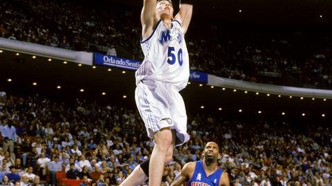 2000 No. 5 pick: Mike Miller (Orlando Magic)