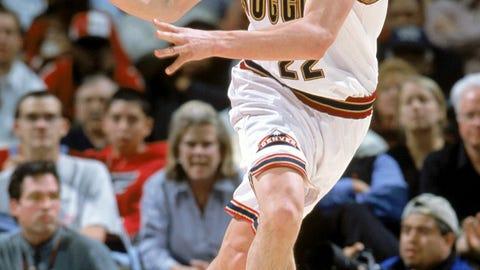 2002 No. 5 pick: Nikoloz Tskitishvili (Denver Nuggets)