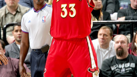 2006 No. 5 pick: Shelden Williams (Atlanta Hawks)