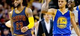 The 7 best moments between the Warriors and Cavaliers so far
