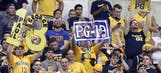 Pacers' Paul George makes streetball appearance in Philippines (PHOTOS)