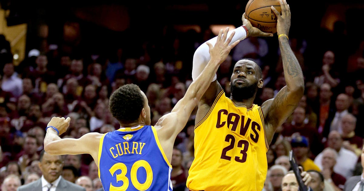 Dribbles  Cavs may need MJ-like showing from LeBron  8ede6eb7c