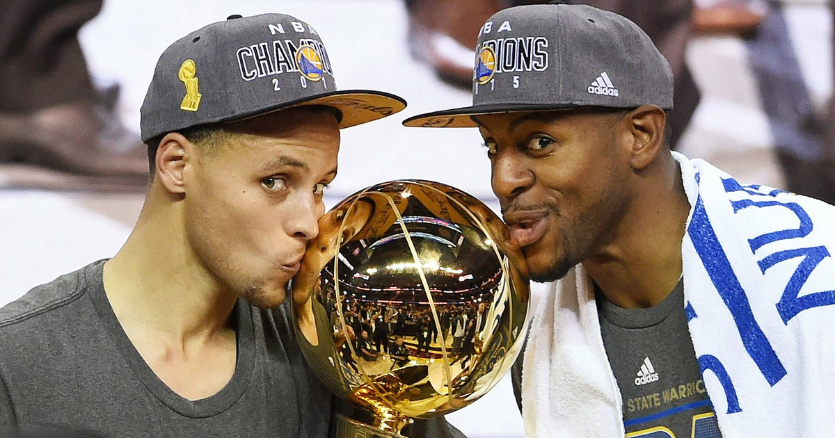 reputable site 3b610 6c8e4 Adidas accidentally crowns Warriors NBA champions before Game 5   FOX Sports