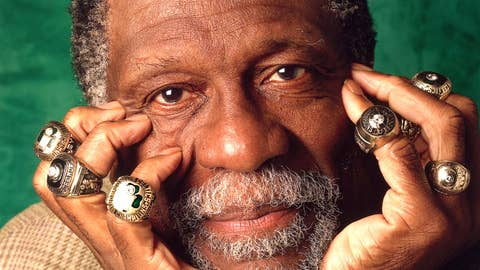 Bill Russell: 12-time All-Star