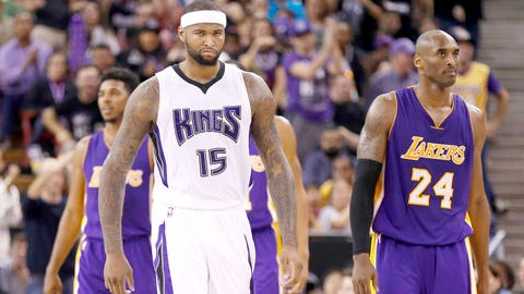 Sacramento Kings - DeMarcus Cousins