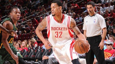 K.J. McDaniels, Houston Rockets