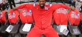 Tuesday at noon: Clippers press conference for DJ, new signings