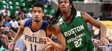 Sixers down Celtics in brutal exhibition