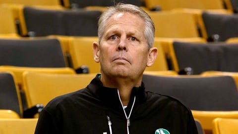 Boston Celtics (via Brooklyn Nets, 20-62): 25.0 percent