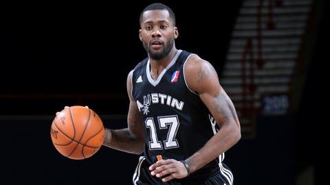 Houston Rockets: Jonathon Simmons