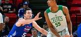 Celtics lock Jordan Mickey up on four-year deal